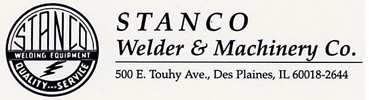 Stanco Welder and Machinery Co.
