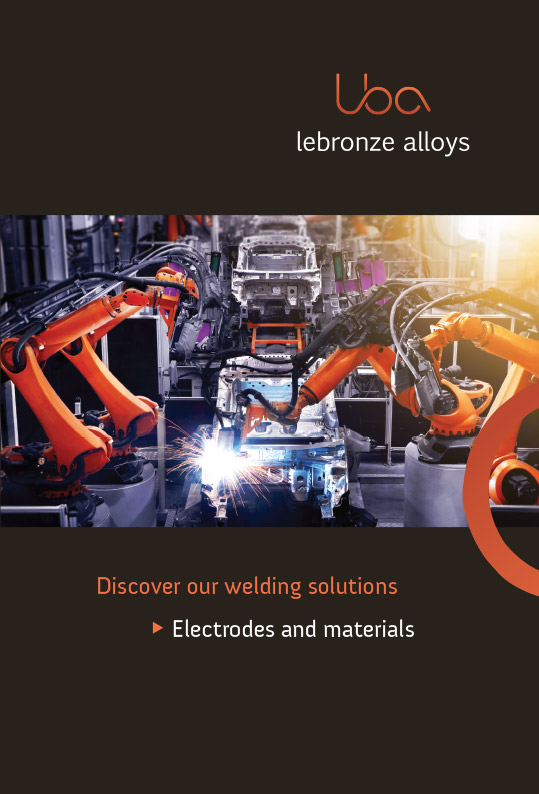 WELDING SOLUTIONS Electrodes Materials Brochure